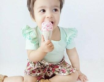 Crochet Ice Cream Cone