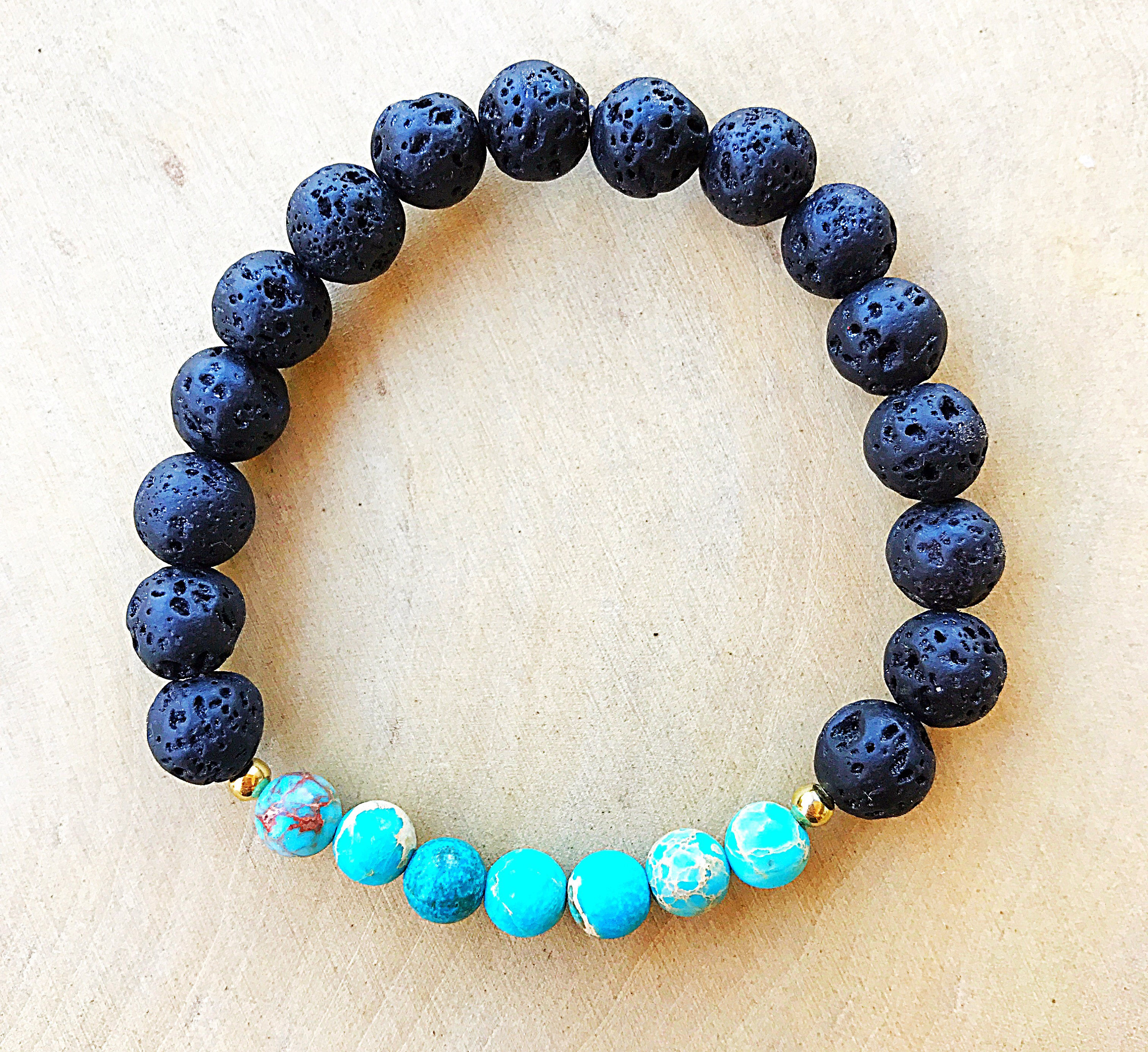 planet turtle white turquoise stone bracelet peace sea love products bead and