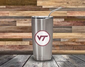 Virginia Tech Inspired Decal