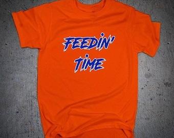 University of Florida Gators Football T-Shirt Custom Bleached Adult Small fzbFfyid