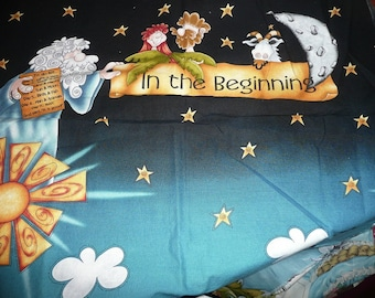 In The Beginning The Whole Country Henry Glass , Country Classics Homestead, Wing & A Prayer Cotton Fabric Panel You Choose