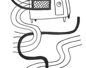 Radio Static | Doodle
