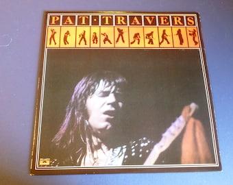 On Sale! Pat Travers Vinyl Record LP PD-1-6079 Polydor Records 1976