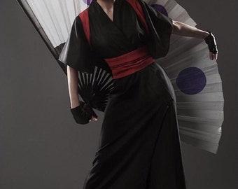 Temari cosplay costume