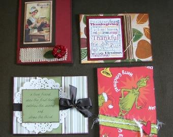 October 2012 Handmade Card Kit