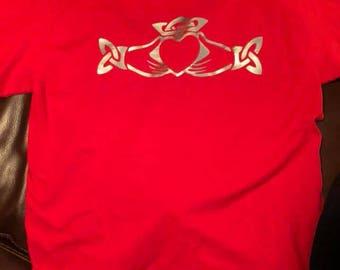 Claddaugh T-shirt