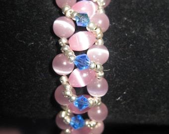 Spring time bracelet!