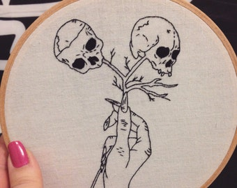 Witchy Embroidery