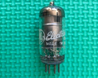 General Electric GE 6BY6 Tube NOS NIB Buis Roehre Ampoule