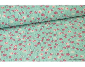 Pink sweatpants printed flowers on Mint .x1m