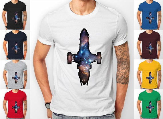 Firefly Serenity Ship Space Tee shirt T-Shirt