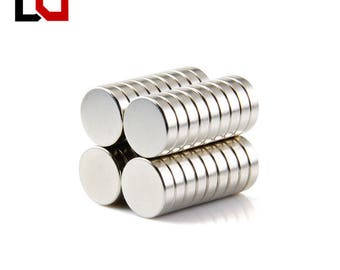 wholesale 25pcs disc 12x3mm N50 rare earth permanent industrial strong neodymium magnet NdFeB magnets
