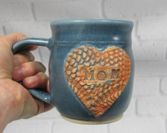 Mom Mug - Ceramic Mug - Mug for Mom - Mothers Day Mug - Pottery Mug - Personalized Mug - Mothers Day Gift - Gift for Mom