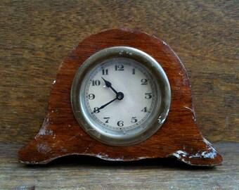 horloges et pendules vintage etsy fr. Black Bedroom Furniture Sets. Home Design Ideas