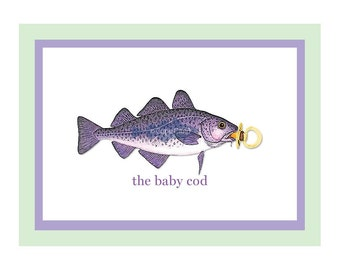The Baby Cod (notecod)