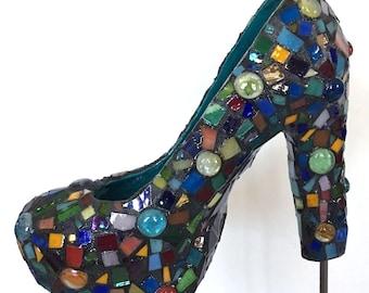 Multi Mosaic Shoe