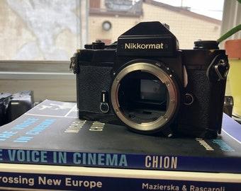 Vintage Nikon Nikkormat FT3 35mm SLR Film Camera Body Only
