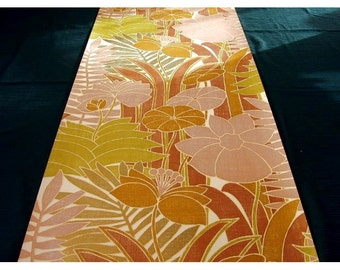 Original Vintage Wallpaper by the Metre -  70s bothanical Wallpaper | cas 104