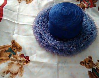 Beautiful Purple Hat