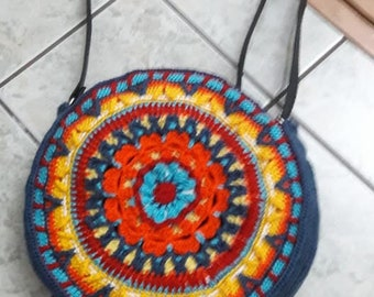 """Schöne """"Mandala"""" Tasche"""