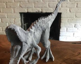 3D Printed Roaring Dinosaur