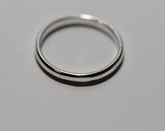 Sterling Silver Ring, Silver Rings, Silver Ring, Ring, Rings, made in USA
