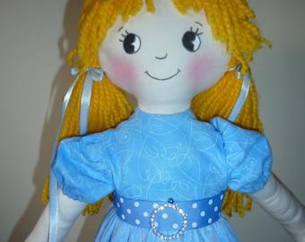 Cindy Doll Pattern