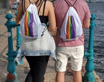 Gym sack Rainbow
