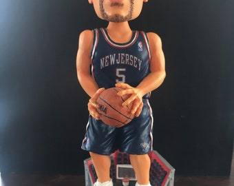 Jason Kidd Forever Collectibles Bobblehead - New Jersey Nets