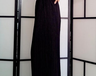 Guest dress, wedding dress, long party dress, long wedding guest, long party dress in black