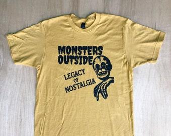 Mostri fuori Legacy t-Shirt (Soft)