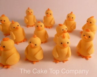 Yellow baby chicks  - Great for Easter!