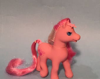 My Little Pony G2 Sweetberry changing hair generation 2