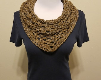 Baby Alpaca yarn scarf