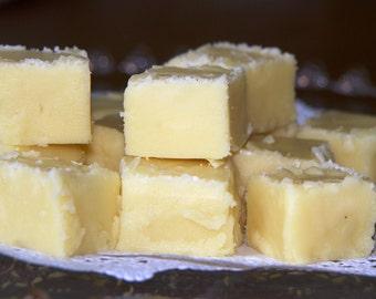 Homemade Lemon Fudge