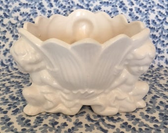 Vintage Rubens Originals Planter Pot Angel Design 1960s Vintage Home Decor