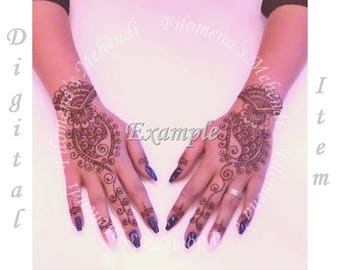 Cutom tattoo design, Henna designs, Mehndi designs, Tattoo design, Arabic henna, Custom design, Tattoos, Hand drawn, Henna design, Mehndi