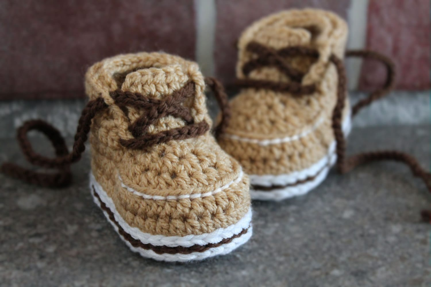 Baby Boys Boots PDF Crochet Pattern Forrester Boot