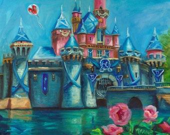 60 Years of Magic! print, prints, original art,