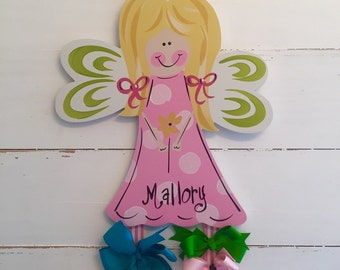 Fairy Princess Bow Holder