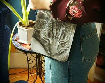 Bag - Denim Shoulder Bag