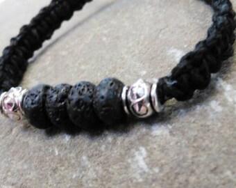 Diffuser jewelry, essential oil diffuser bracelet, oil diffuse bracelet, lava stone diffuser, aromatherapy oil diffuse jewelry, healing brac
