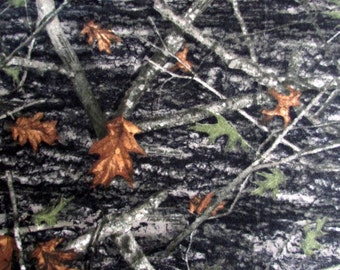 Per Yard, FLEECE True Timber Fabric From Springs Creative