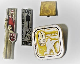 Icon of Vintage Collection of Icons of the USSR