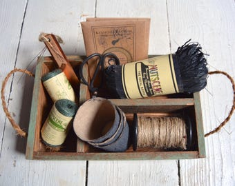 Garden Tidy and Planting Collection // Gardener Gift // Gifts for Gardeners // Gifts for Her // Gifts for Him // Gift for Dad //
