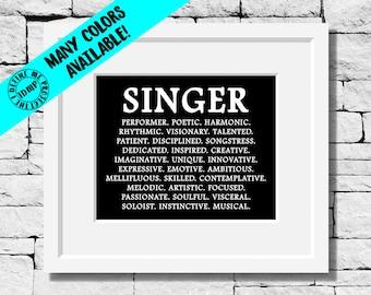 Singer Gifts, Singer Quotes, Musician Definition, Music Teacher, Music Room Decor, Student Musician, Music Student, Music Art, Music Quotes
