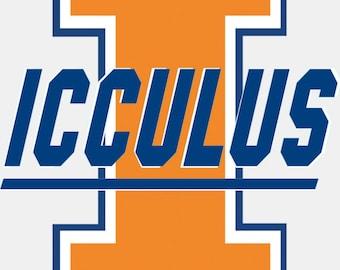Phish Illinois Fighting Illini / Icculus T-Shirt