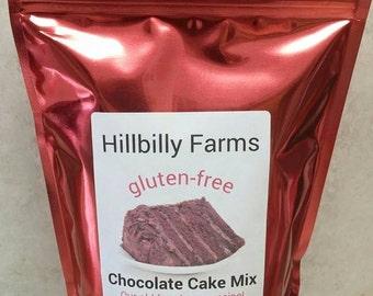 Gluten Free Chocolate Cake Mix