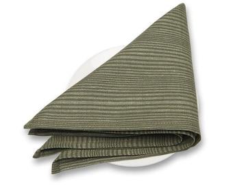 Green Cloth Napkins   Napkins   Bulk   Linen Cotton Napkins   Dinner Napkins   Reusable Napkins   Table Linens   Napkins Online  Flax Cloth