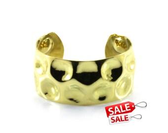 Gold Cuff Bracelet Gold Bracelet Cuff Hammered Brass Cuff Bracelet Brass Bracelet Cuff Wide Cuff Bracelet Gold Hammered Bracelet Cuff 103